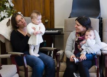 Mums and Babies Jan 2015-2