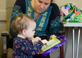 Mums and Babies Jan 2015-6