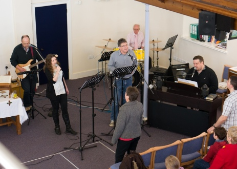 Music Group March 2014