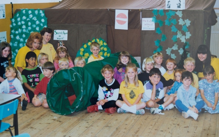 1993 Holiday Club