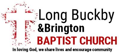 Long Buckby and Brington Baptist Church logo