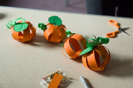 Pumpkin Heroes Party 1454
