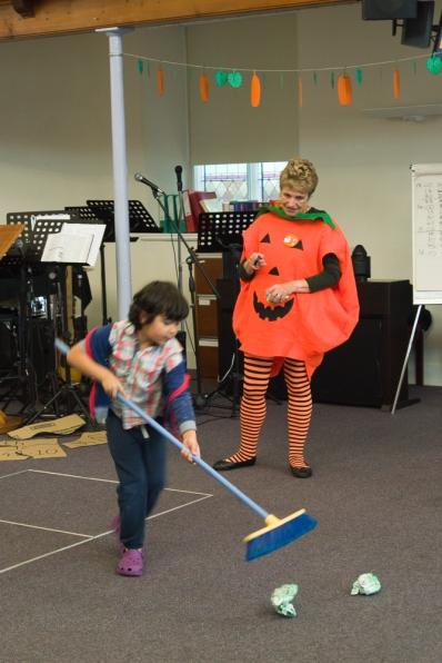 Pumpkin Heroes Party 1524