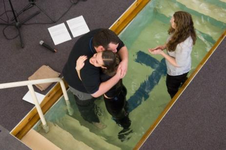 Baptisms Jan 14 2018 11-45
