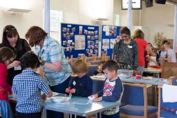 Messy Church May 2018 16-18