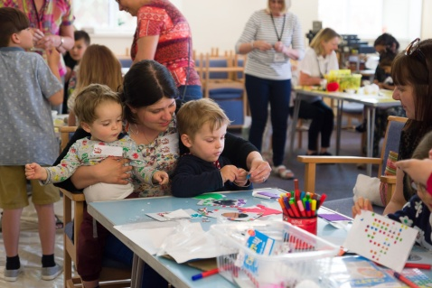 Messy Church May 2018 16-24