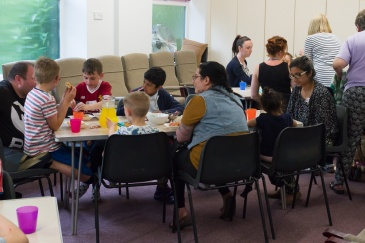 Messy Church May 2018 17-24