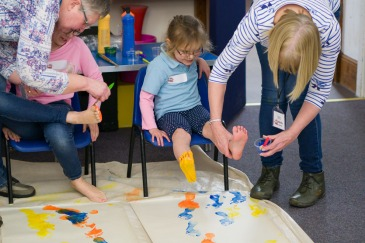 Messy Church 4