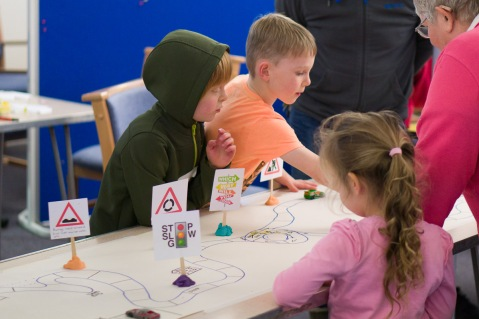 Messy Church 7